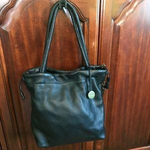 Authentic Furla leather purse